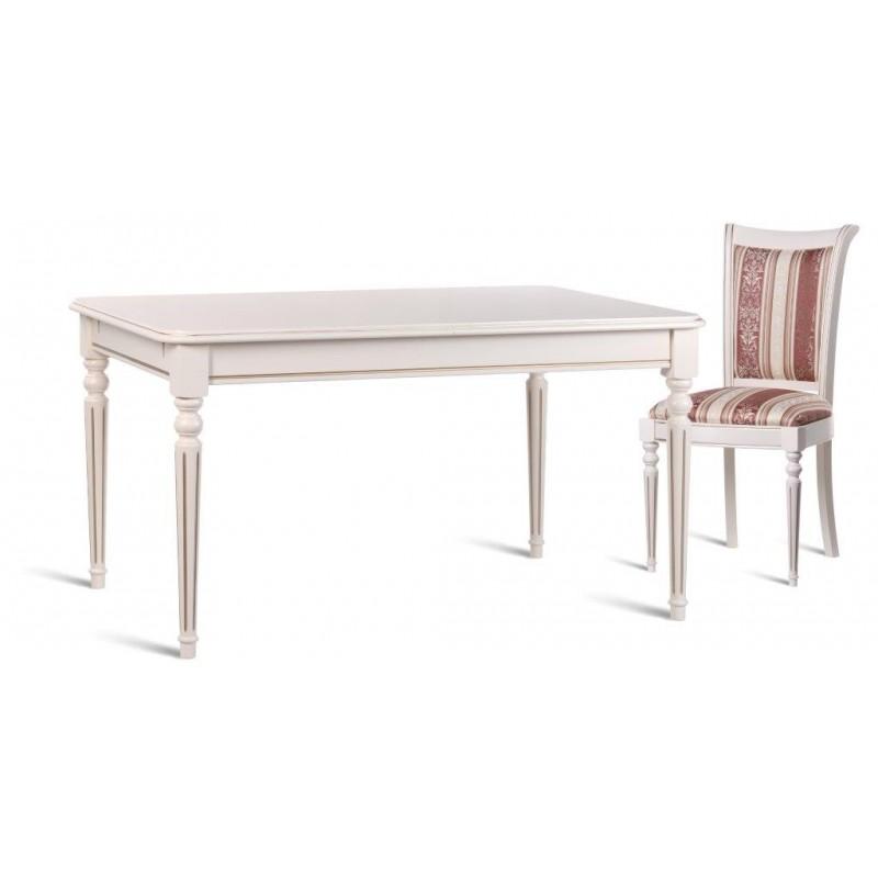 nowoczesny stół i krzesło