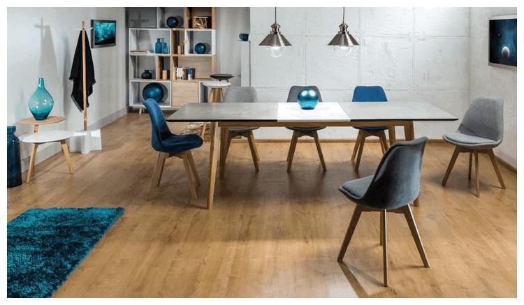 Drewniane Krzesła Do Jadalni W Stylu Klasycznym Czy Też Może