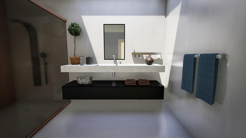 zawsze praktyczne kafelki łazienkowe w każdej łazience