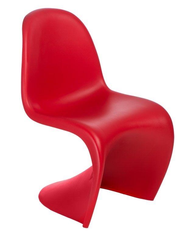 krzesla do jadalni nowoczesne czerwone